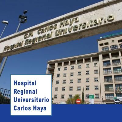 Hospital Carlos Haya de Málaga