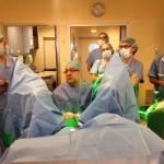 Curso de envaporización anatómica y enucleación prostática con láser verde en la Clínica CEMTRO