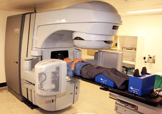 Acelerador lineal para Radioterapia Extrena