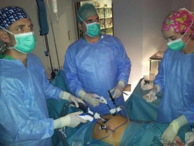 Prostatectomía radical laparoscópica realizada en Hospital Quirón Málaga