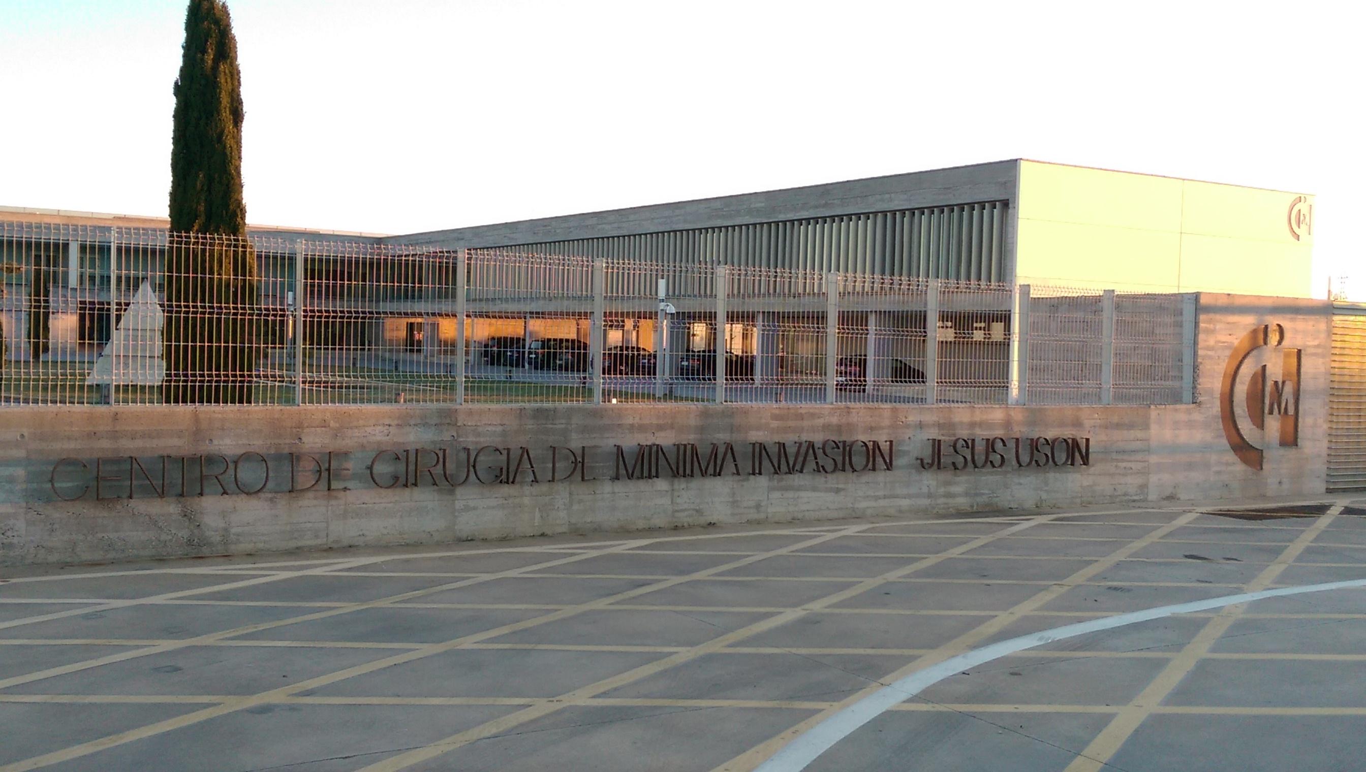 Laparoscopia renal: centro de cirugía de mínima invasión de Cáceres