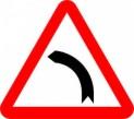 señal curva