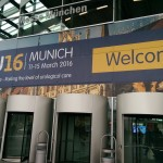 Urólogo desde Málaga en el Congreso Europeo de Urología Múnich 2016