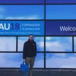 Congreso Europeo de Urología en Copenhagen marzo 2018
