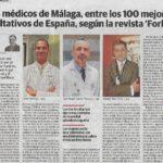 Dr.Gómez Pasual entre los 100 mejores médicos del país