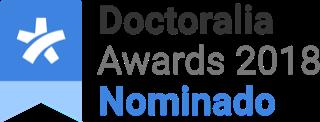 Nominado Doctoralia 2018